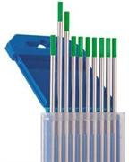 Вольфрамовые электроды WP (Зеленые)