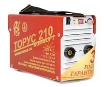 Сварочный инвертор ТОРУС-210 КОМФОРТ